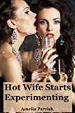 Read this erotic tale of a hot wife experimenting with her friends.       Excerpt:       God, what if one of the neighbors saw her and realized what she was doing? Damn it, what was happening to her? Until a few moments ago, she had been a content...