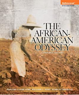 Revel for the african american odyssey combined volume access african american odyssey the combined volume 6th edition fandeluxe Image collections