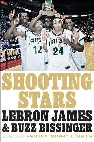Amazon.com  Shooting Stars (9781594202322)  LeBron James 9693b1039