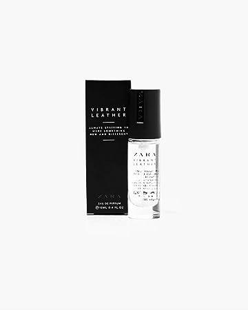 Amazoncom Zara Vibrant Leather Eau De Parfum 04 Floz Beauty