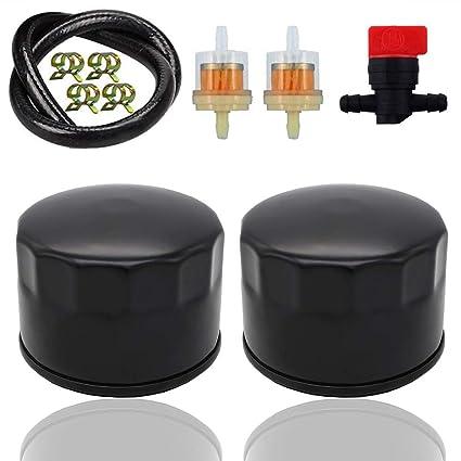 Amazon.com: Filtro de aceite 492932 para Briggs & Stratton ...
