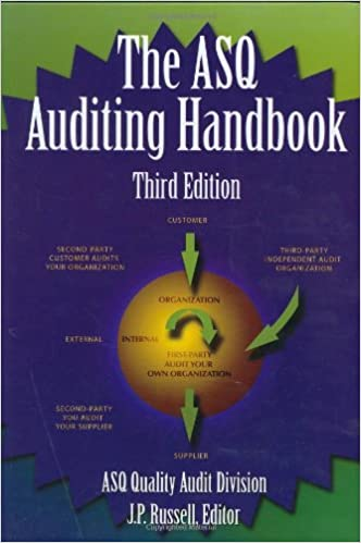 The quality audit handbook: principles, implementation, and use