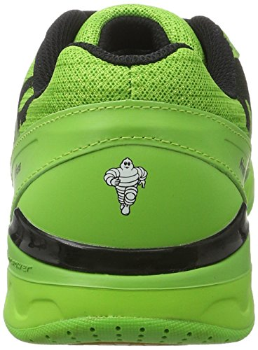 Shoes Green Adults' Kempa Vert Two Unisex Handball Attack Noir Espoir 6XxqwUq1