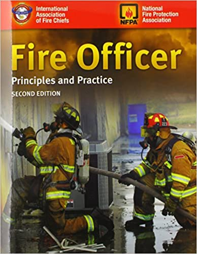 fire officer principles and practice iafc 9781449601621 amazon