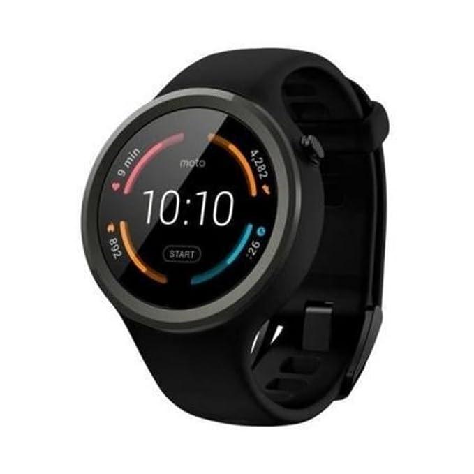 Grado A1 - Motorola Moto 360 Sport 2 nd Gen Smartwatch ...