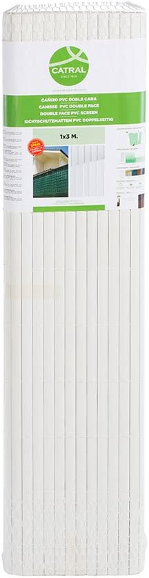 Catral 42010006 Cañizo D/C, Blanco, 500 x 3 x 100 cm