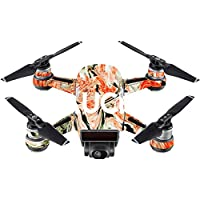 Skin For DJI Spark Mini – Sauced | MightySkins Protective, Durable, and Unique Vinyl Decal wrap cover | Easy To Apply, Remove, and Change Styles | Made in the USA
