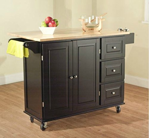Small Kitchen Island Bench: TMS Kitchen Cart And Island