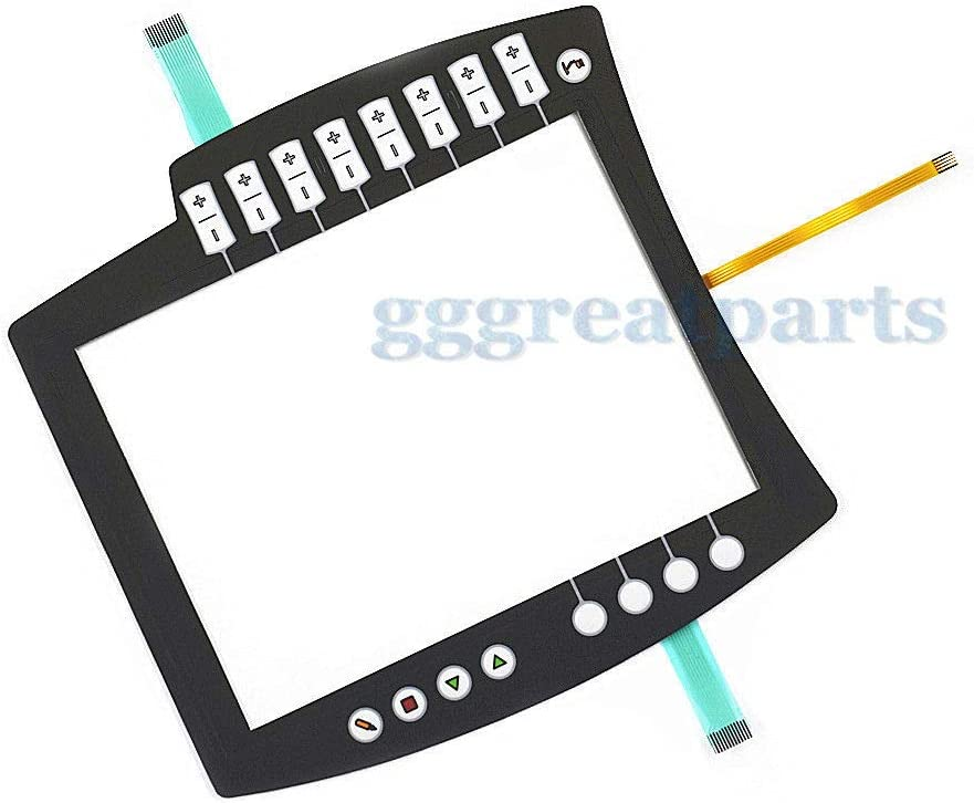 Membrane 00-168-334 Keypad touch glass panel For KUKA teach pendant KRC4 new