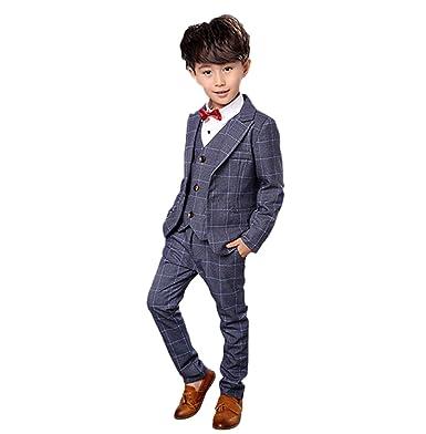 bfab2156e6038  もうほうきょう  男の子スーツ 三点セット ボーイズ 入学式スーツ フォーマル キッズ
