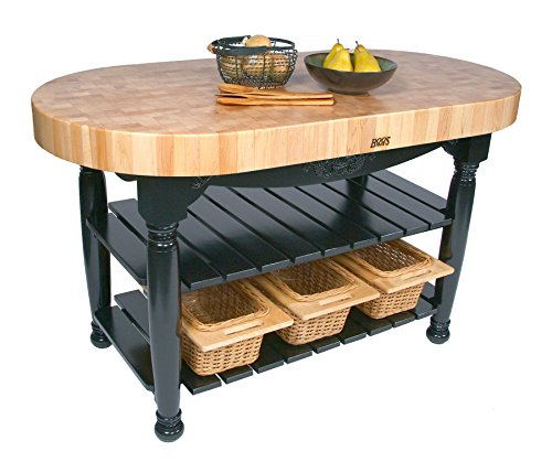 Boos Maple Harvest Table - 60