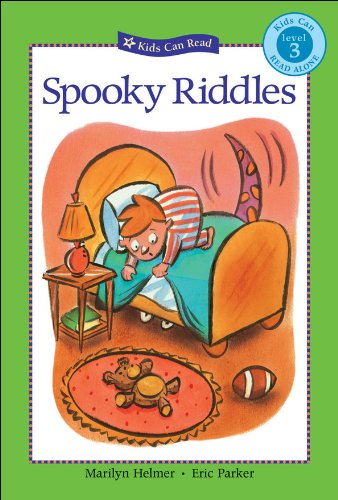 Download Spooky Riddles (Kids Can Read) pdf