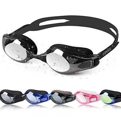 63e8fd10c19 COPOZZ Competitive Swim Goggles