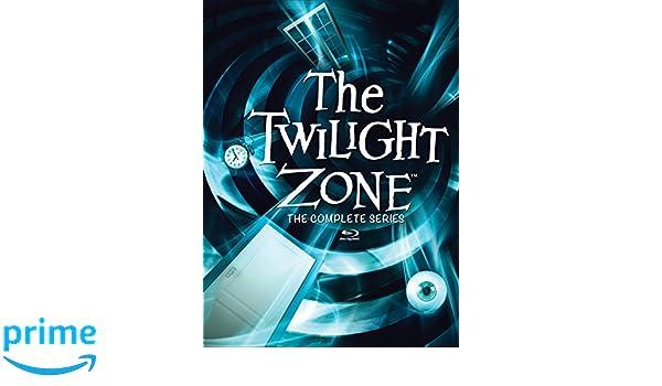 Twilight Zone: The Complete Series 24 Blu-Ray Edizione ...