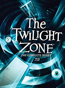 Amazon.com: The Twilight Zone: The Complete Series Blu-ray ...