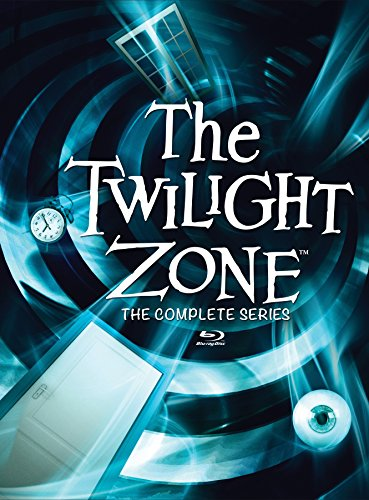 DVD : The Twilight Zone: The Complete Series Blu-ray
