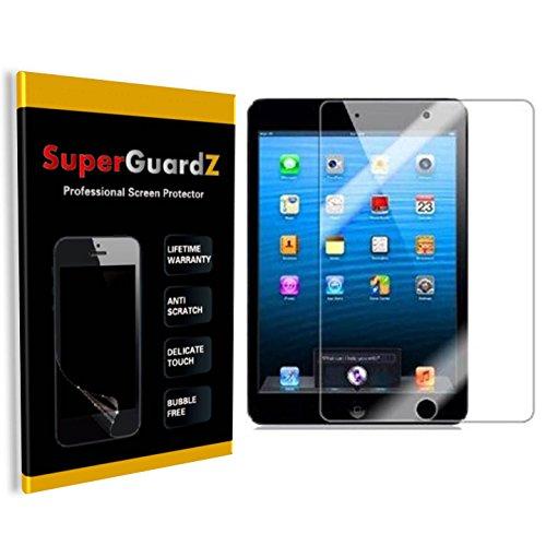[4-PACK] For Apple iPad mini 3 / 2 / 1 - SuperGuardZ Ultra Clear Screen Protector, Anti-Scratch, -