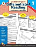 Differentiated Reading for Comprehension, Grade 3, , 1483804887