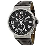 Ulysse Nardin Marine Chronometer Manufacture 45mm Automatic Watch - 1183-122/42