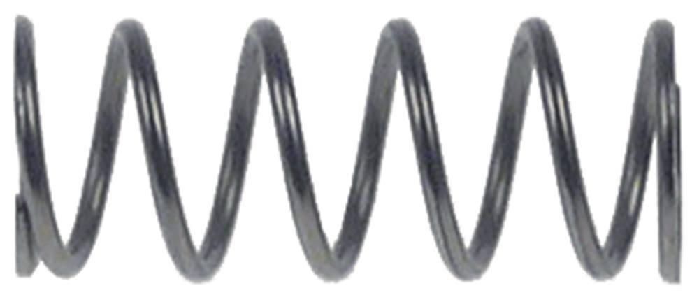 Außen Ø: 8,3mm Druckfeder Drahtstärke: 1mm Edelstahl Länge: 64mm