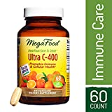 MegaFood – Ultra C-400, Antioxidant Support for Immune Health and Well-being with Organic Oranges and Vitamin C, Vegan, Gluten-Free, Non-GMO, 60 Tablets (FFP) For Sale