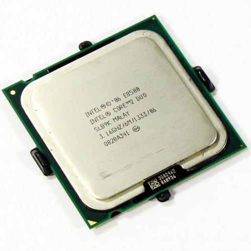 Intel Processor E8500 3 16GHz 1333MHz