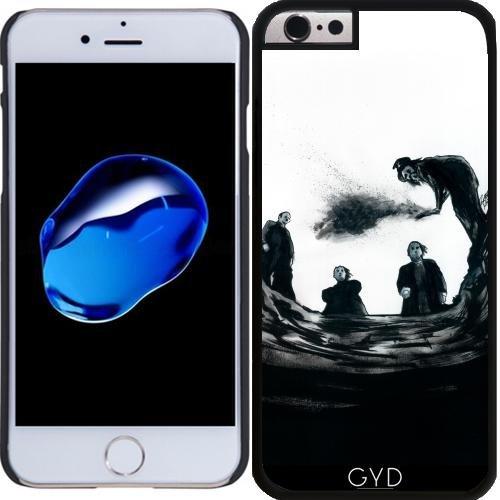 Coque pour Iphone 6 Plus (5,5'') - Le Plus Triste Fossé by zombierust