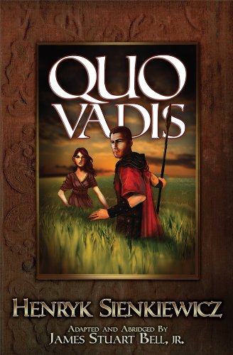 Book cover for Quo Vadis