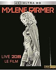 Live 2019 - Le film   Blu-ray 4K