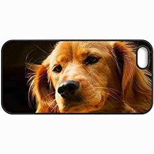 Customized Cellphone Case Back Cover For Case For HTC One M8 Cover , Protective Hardshell Case Personalized Dog Black