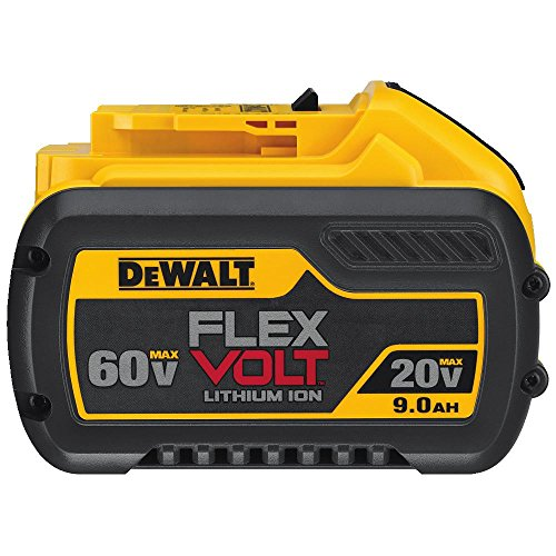 DEWALT DCB609 20V/60V MAX FLEXVOLT 9.0Ah Battery by DEWALT