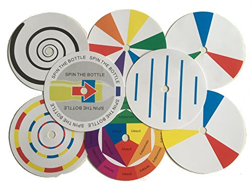 Newton's Colour Wheel By Ehl - School Set X (Magic Color Wheel)