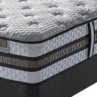 Beautyrest Black Natasha Plush Pillow Top Mattress King