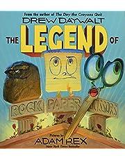 Daywalt, D: Legend of Rock, Paper, Scissors