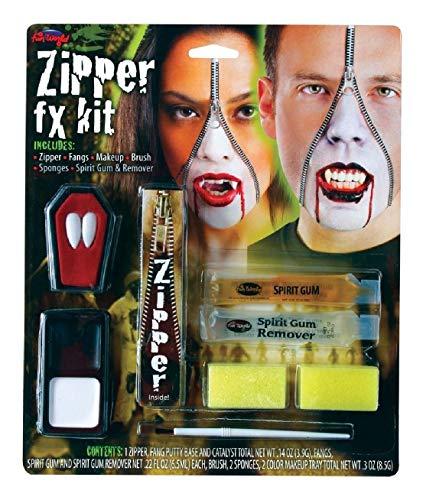 (Ovedcray Costume series Deluxe FX Zipper Vampire Makeup Kit)
