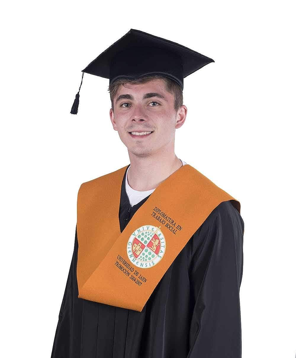 Tiltextil Birrete de graduación adulto Unisex