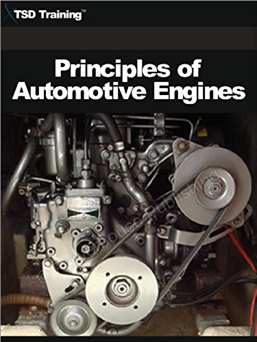 Principles of Automotive Engines (Mechanics and Hydraulics) (English Edition)