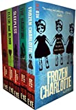 Red Eye Series 5 Books Collection Set (Dark Room, Flesh and Blood, Sleepless, Frozen Charlotte, The Hunting)