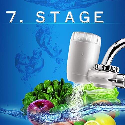 Faucet Water Filter, [7 STAGE] ,Resource of Life