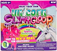 Slimygloop Make Your Own Unicorn DIY Slime Kit by Horizon Group Usa, Mix & Create Stretchy, Squishy, Gooey