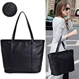 Leather Tote Women Shoulder Bag Lady Crocodile Handbag Satchel Messenger Purse