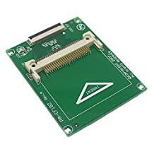 """Foyoram CF to CE(ZIF) 1.8"""" HDD SSD Hard Drive IDE Adapter for iPod Video"""