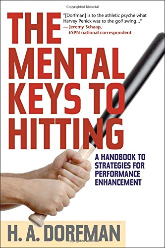 The Mental Keys to Hitting: A Handbook of Strategies for Performance Enhancement [H.A. Dorfman] (Tapa Blanda)