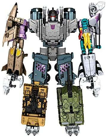 Transformers Bruticus Pocket Toys PT-05 5 In 1 Decepticons New Action Figure Toy