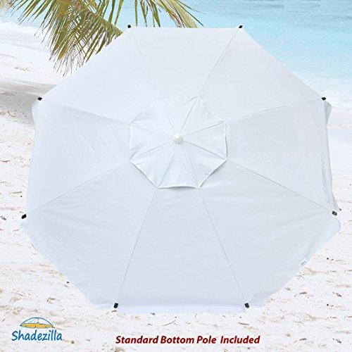 Premium Heavy Fiberglass Beach Umbrella product image