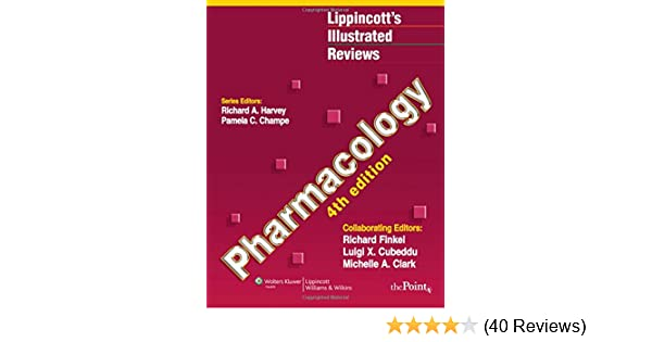 Lippincott Pharmacology Pdf 4th Edition