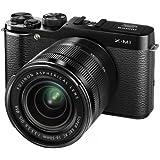 "Fujifilm X-M1 KIT 16-50 EE TD - Cámara EVIL de 16.5 Mp (pantalla de 3"", objetivo 16.0-50.0mm f/3.5, zoom óptico 3x, estabilizador de imagen) color negro"