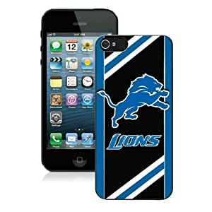 Iphone 5 Case Iphone 5s Cases NFL Detroit Lions 3 Free Shipping