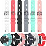 Bands Compatible with Suunto 3 Fitness, Replacement Suunto 3 Fitness Accessory Band Adjustable Bracelet Strap for Suunto…