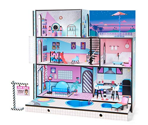 L.O.L. Surprise! House is a popular toy for girls ages 6, 7 and 8 years old